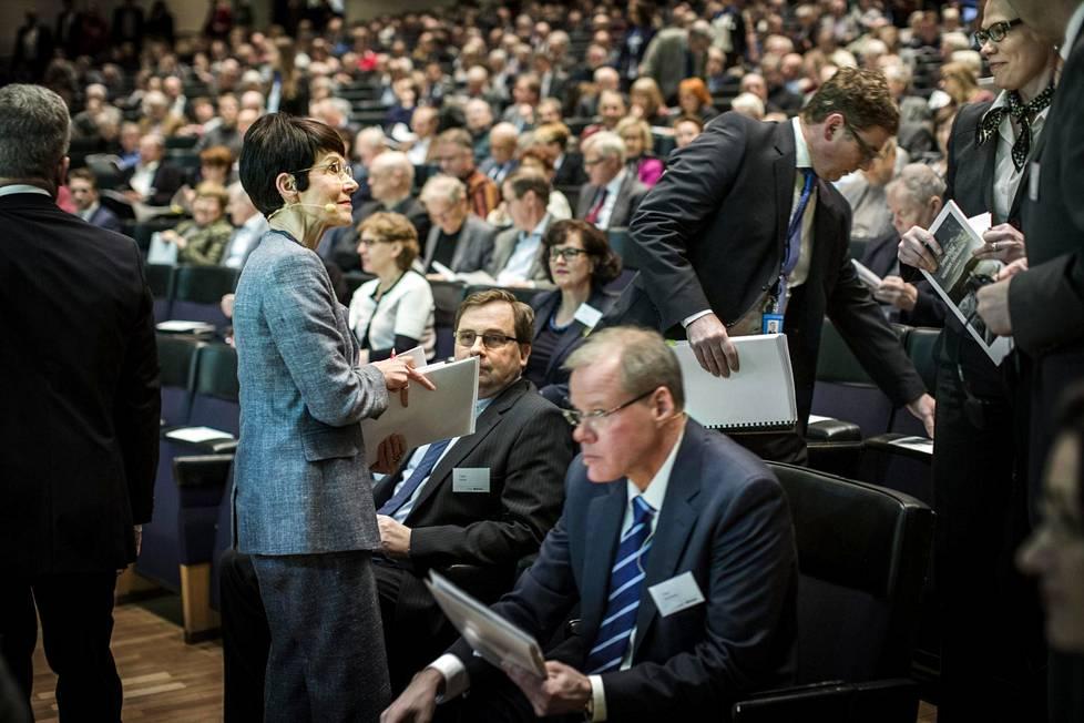 Kiireeseen ei enää voi vedota – yhdistyksen kokoukseen voi osallistua etänä