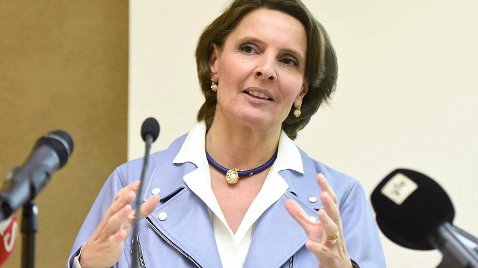 Anne Berner Syöpä