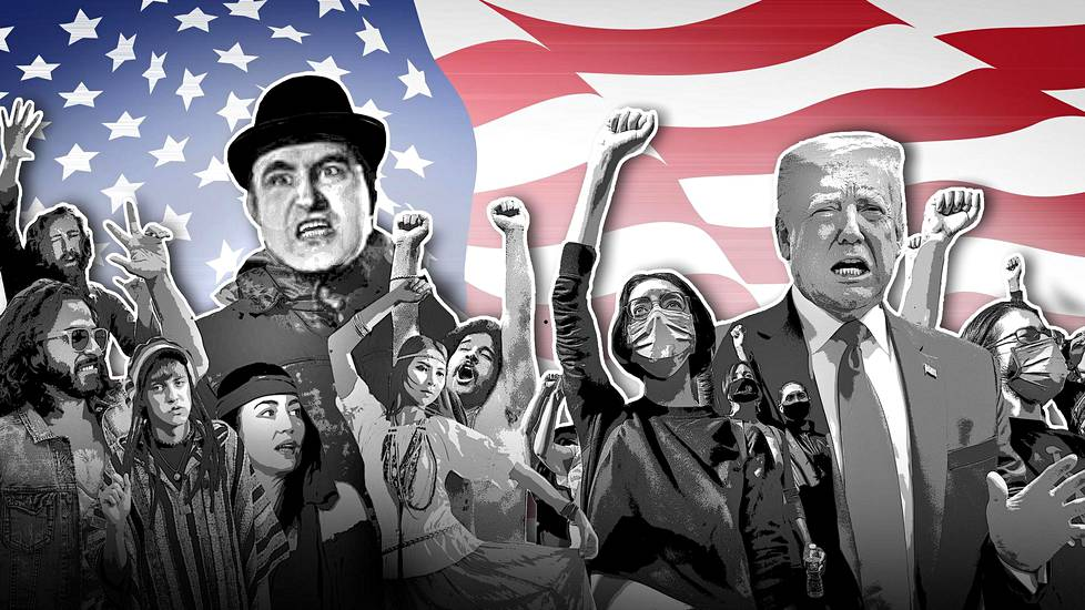 Vuoden 1970 Joe-elokuvan rasistinen nimihahmo voisi nykyään olla Donald Trumpin kannattaja.