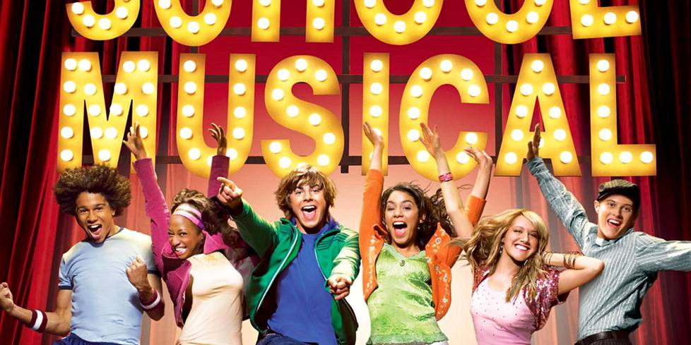 High School Musical, jo 10 vuotta! Jee!