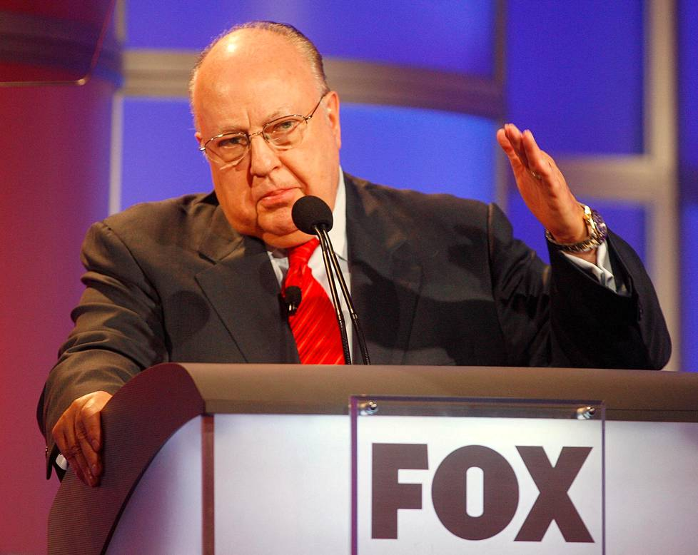 Roger Ailes (1940–2017).