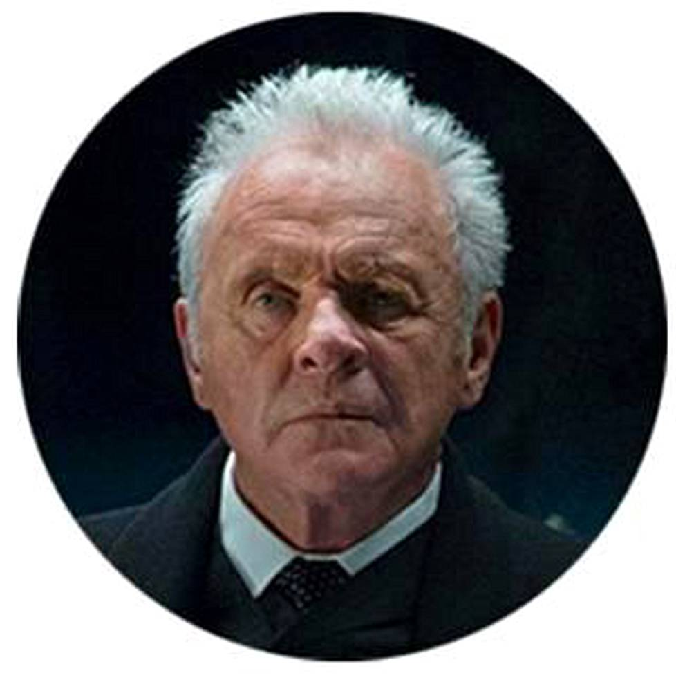 Puiston perustajaa Fordia esittää Anthony Hopkins.