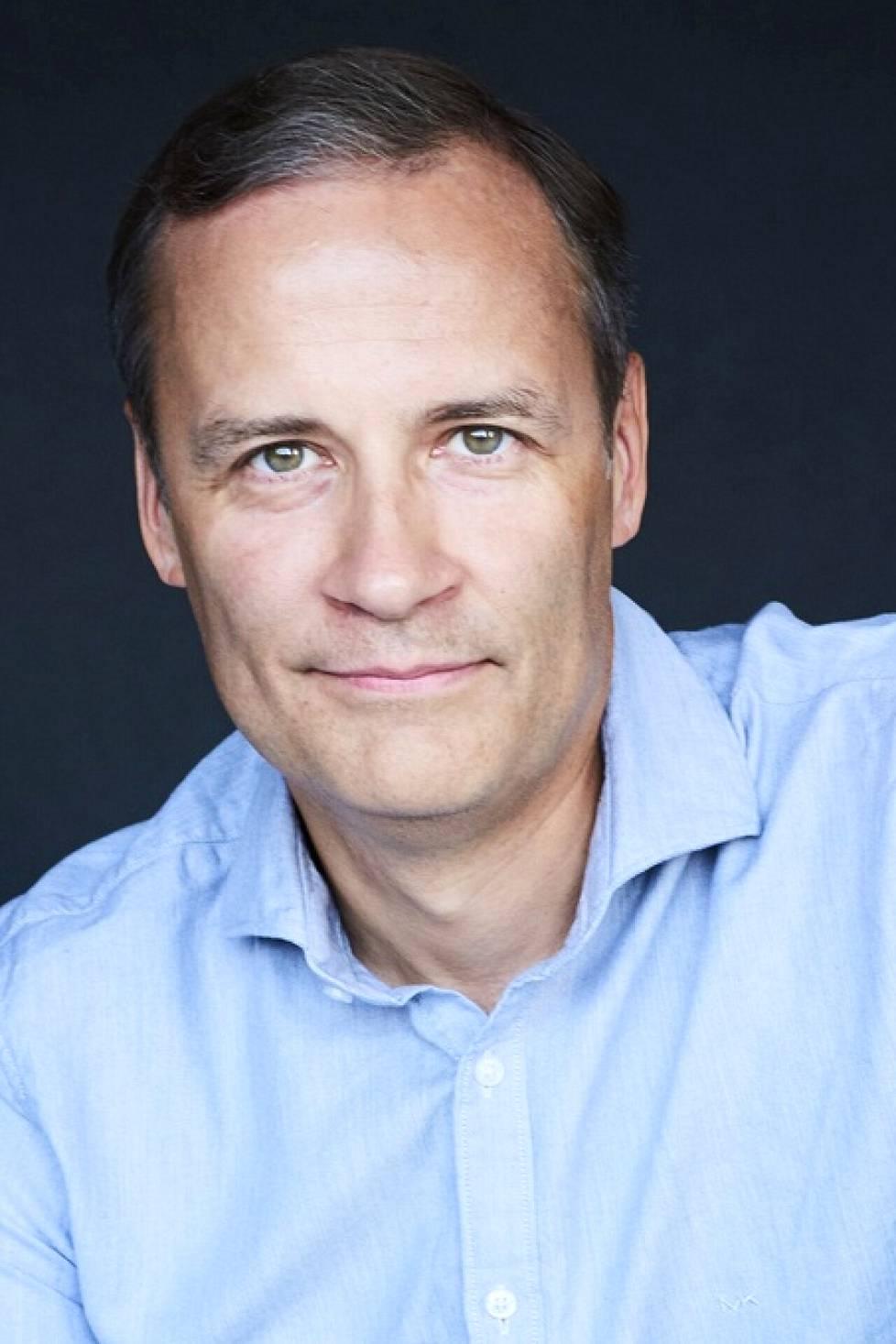 Metsä Springin toimitusjohtaja Niklas von Weymarn.