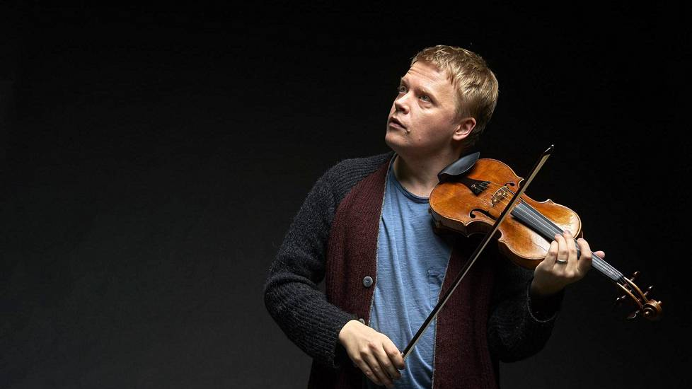 Star violinist Pekka Kuusisto is nonplussed by the power of the Internet.