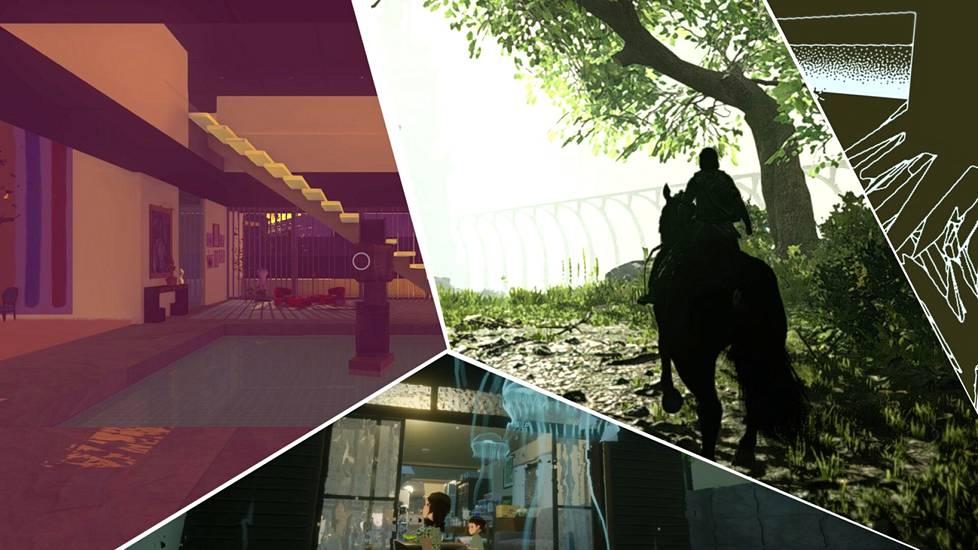 Osalla videopeleistä on ainutlaatuinen voima hahmottaa tilaa ja viedä pelaaja koodinpätkistä muodostuvan maailman sisään kokonaisvaltaisesti. Tässä artikkelissa esittelemme viisi peliä.
