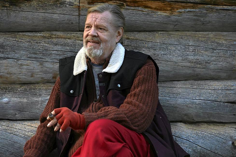 Simossa ei ollut sellaista yliegoa kuin monissa meistä on, sanoo Vesa-Matti Loiri.