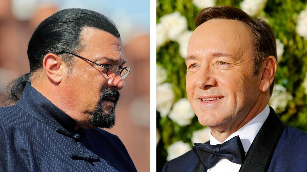 Steven Seagal ja Kevin Spacey