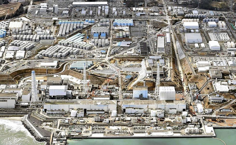 Fukushiman Ydinvoimalaonnettomuus