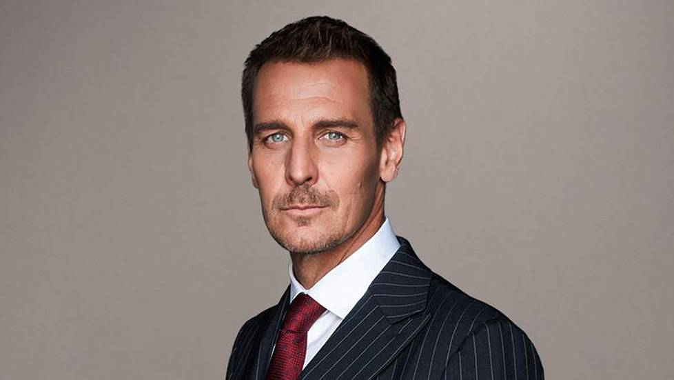Ingo Rademacher on uusi Thorne Forrester.
