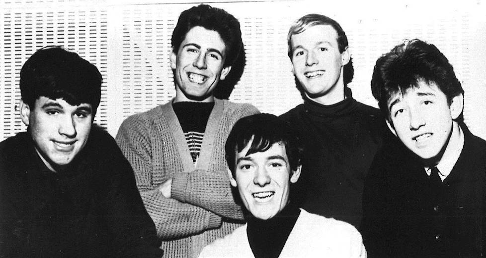 The Hollies on pop.