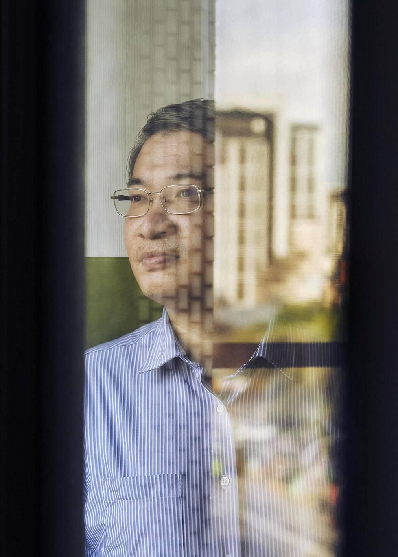 Taiwan–Hongkong-yhdistyksen puheenjohtaja Sang Pu auttaa Hongkongista paenneita monin tavoin.