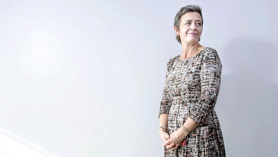 Margrethe Vestager has been the EU competition commissioner since November 2014.