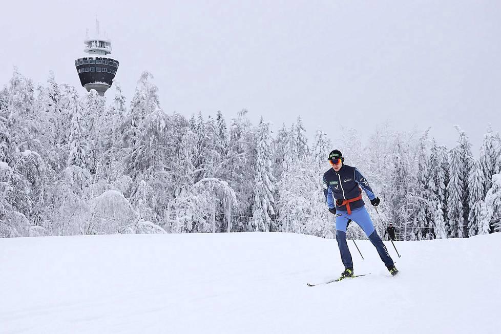 Ilkka Herola arvioi, että hänen kehittymisensä hiihtäjänä perustuu parantuneeseen tekniikkaan ja taloudellisuuteen.