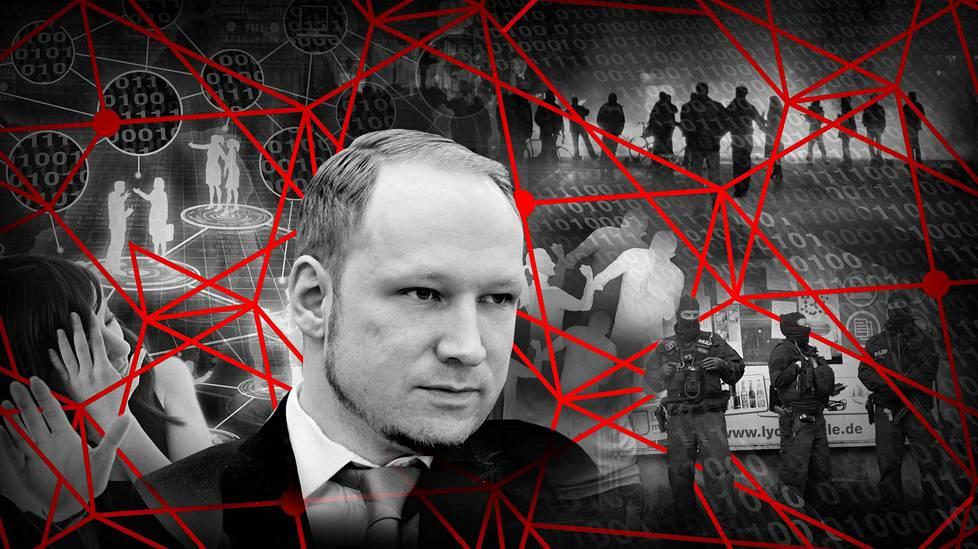 Anders Behring Breivik tappoi 77 ihmistä Norjassa heinäkuussa 2011.