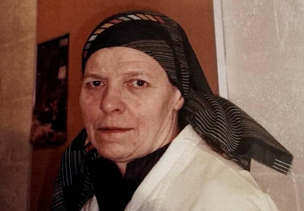 Nunna Elisabet katosi Lintulan luostarista viime vuoden heinäkuussa.