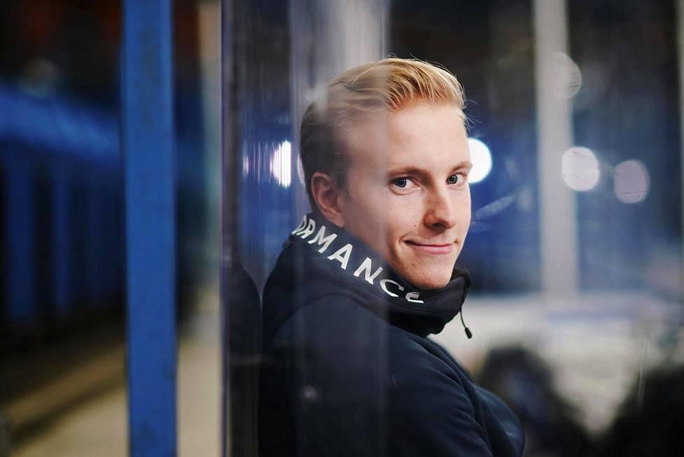Janne Puhakka pelasi Espoo Bluesissa ja Espoo Unitedissa vuosina 2015-2017.