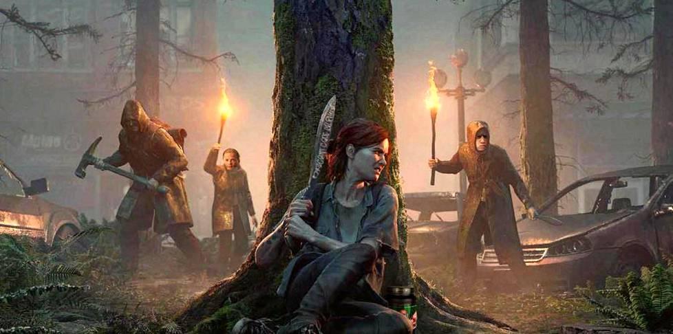 The Last of Us Part 2:n päähenkilö on ensimmäisestä osasta tuttu Ellie.