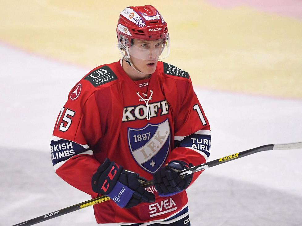 HIFK:n Anton Lundell.