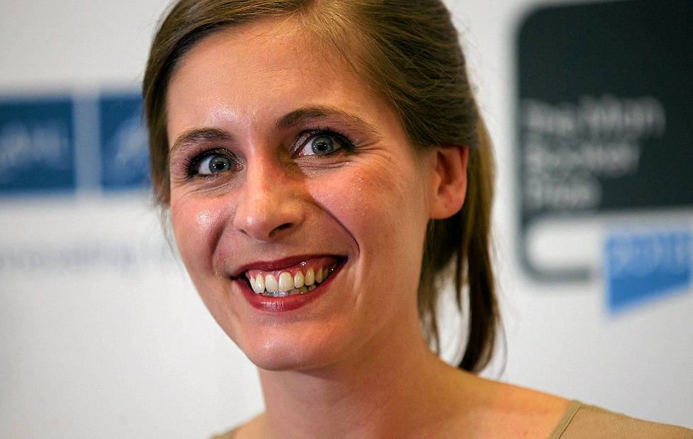 Uusseelantilainen Eleanor Catton, 28, on tuore Booker-voittaja.