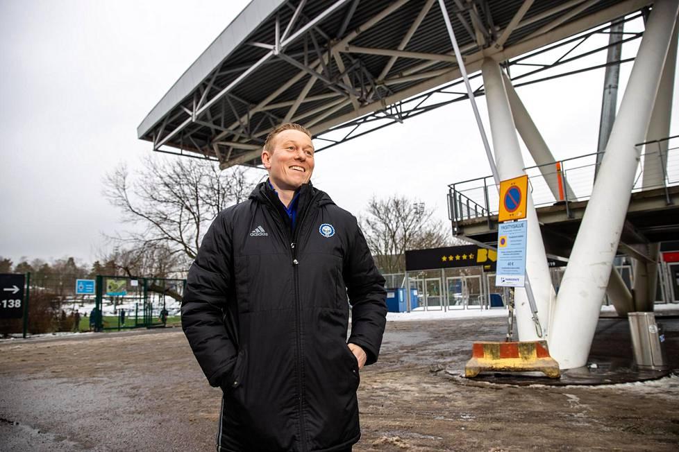 Mikael Forssell pyrkii kasvamaan valmentajaksi, jollaisen olisi itselleen halunnut.