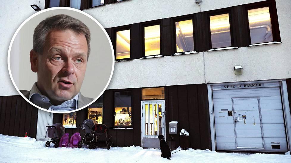 Ankkalammesta alkanut vyyhti laajenee  Helsingistä on löytynyt taas lisää  luvattomia päiväkoteja – Jan Vapaavuori on huolissaan valvonnan  pettämisestä ... 780e5e2c1a