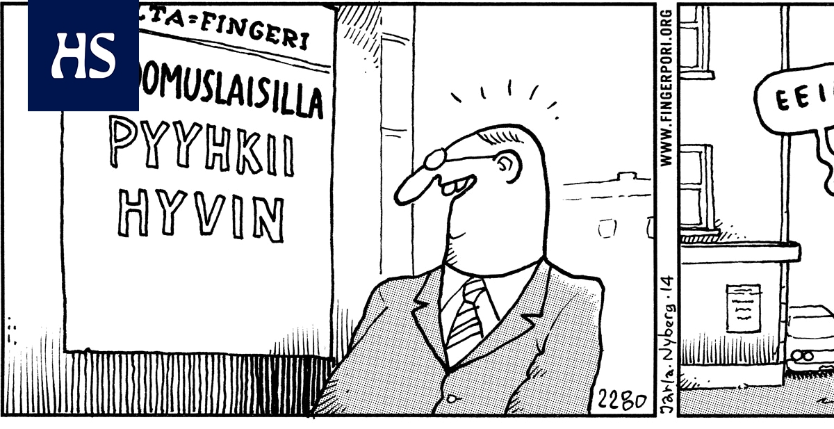 Fingerpori Kohu