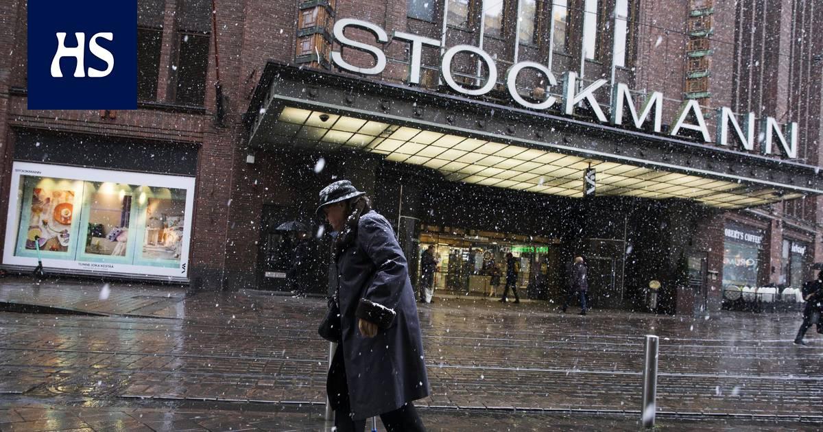 Stockmannin tuloskunto heikkeni jälleen – verkkokauppa etenee