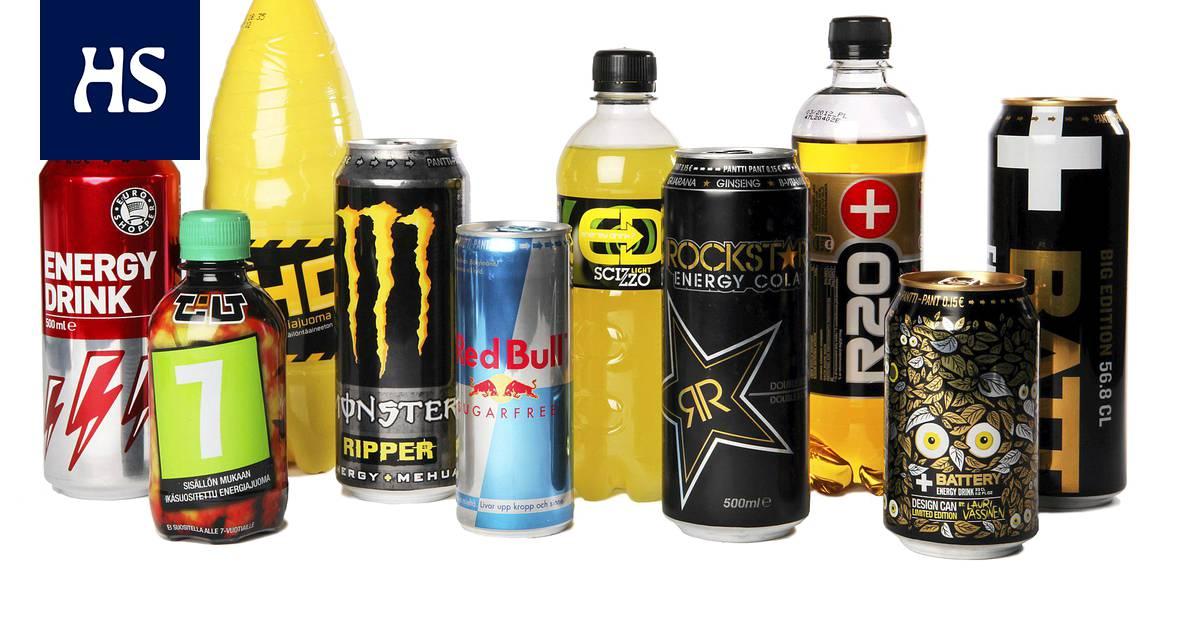 Energia Juomat