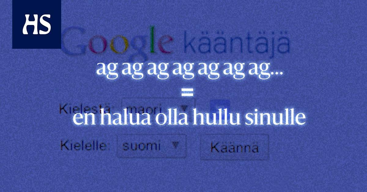 Googlen Kääntäjä