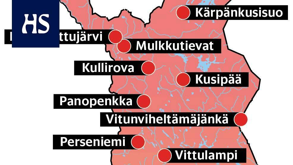 Miksi Pohjois-Suomessa on paljon enemmän rivoja paikannimiä kuin etelässä? Vittulampien ja Paskaperien tausta
