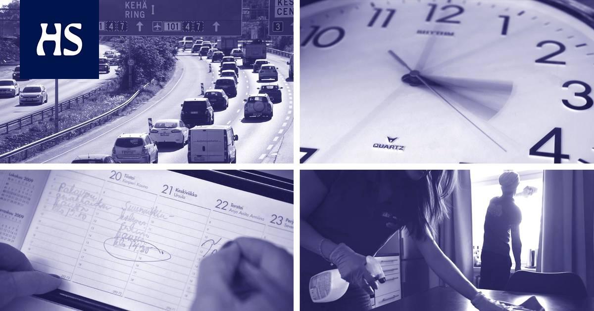 Joustotyöaika ja muita työaikajärjestelyjä