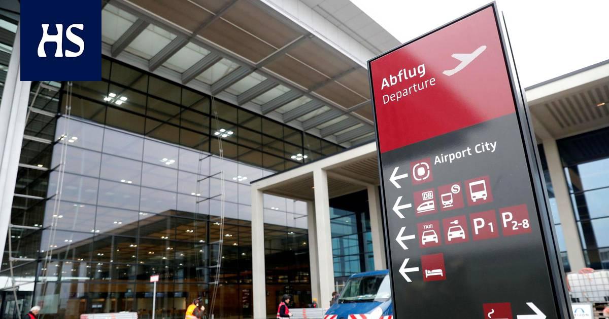 Berliinin Uusi Lentokenttä