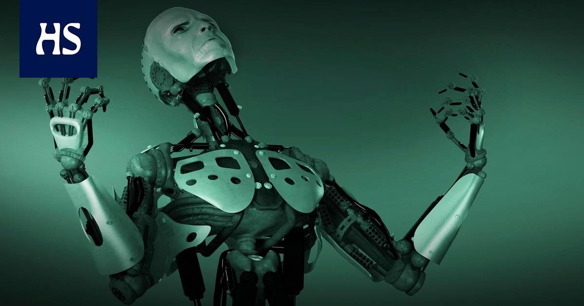 Sarja kuva robotti suku puoli videoita