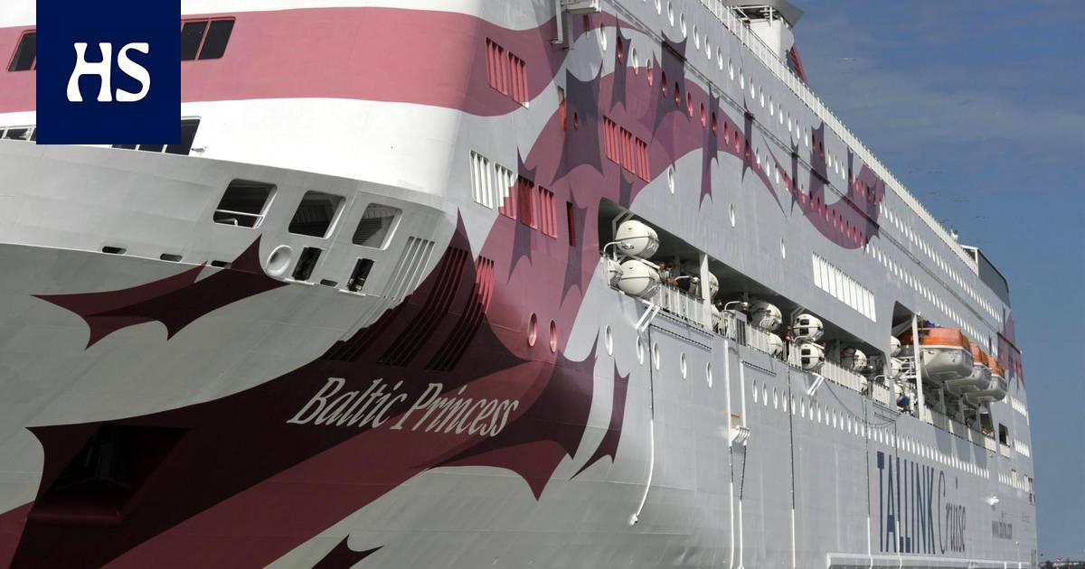 Tallink Tukholma