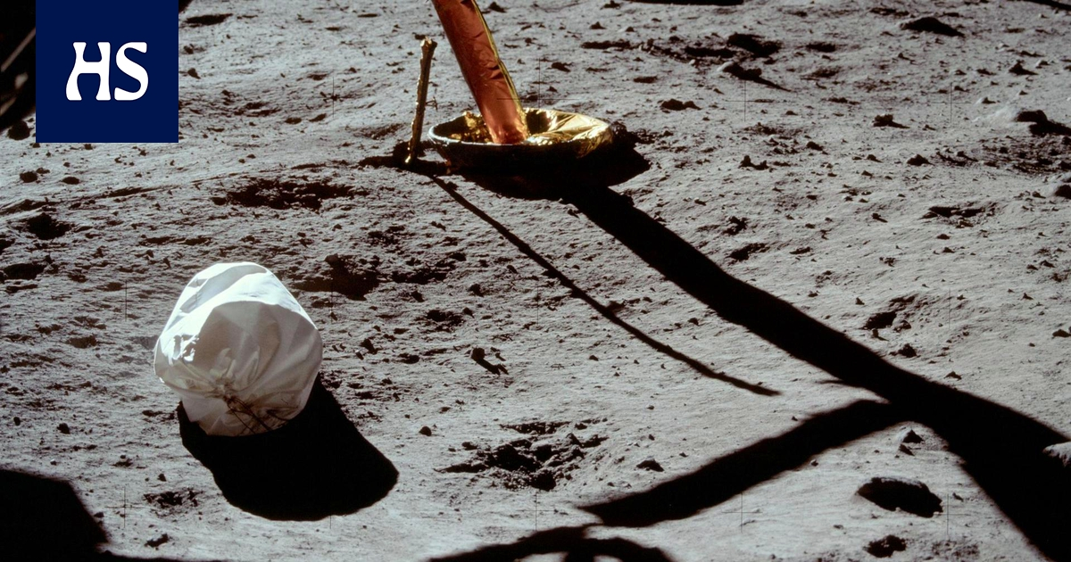 Onko Ihminen Käynyt Kuussa
