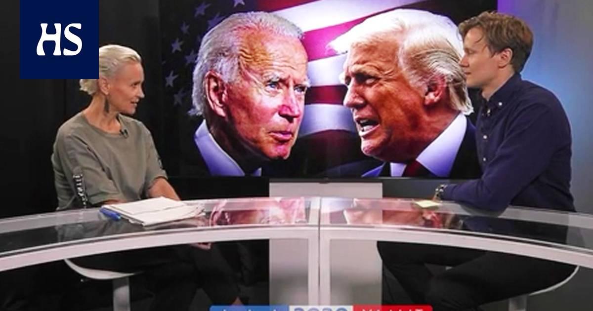 Yhdysvaltain presidentinvaalit