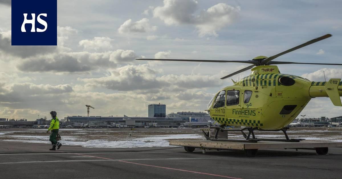 Kouvola ja Lappeenranta kiistelevät yhdestä helikopterista, ja vaakakupissa on jo koko sote ...