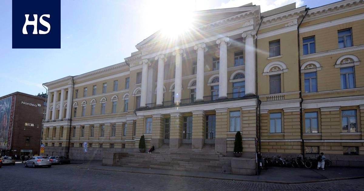 Helsingin Yliopiston Sähköposti