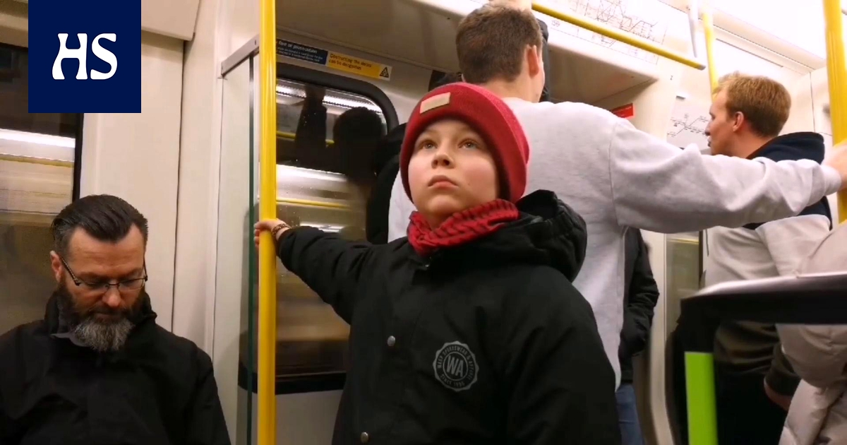 9-vuotias Oskar kertoo lomamatkastaan Lontooseen - Lasten uutiset | HS.fi