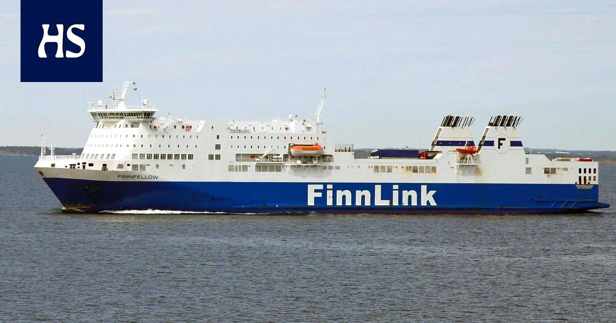 Laiva Ruotsiin