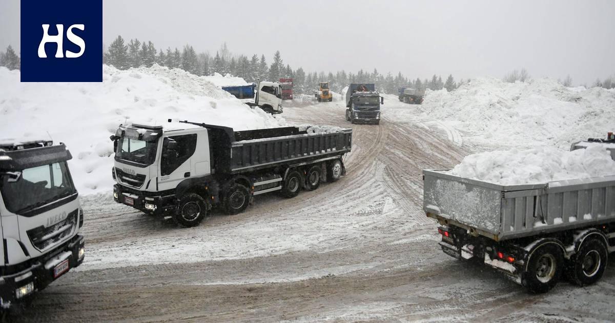 Helsinki varaa katujen talvikunnossapitoon vuodessa 24 miljoonaa euroa b13c8469ff