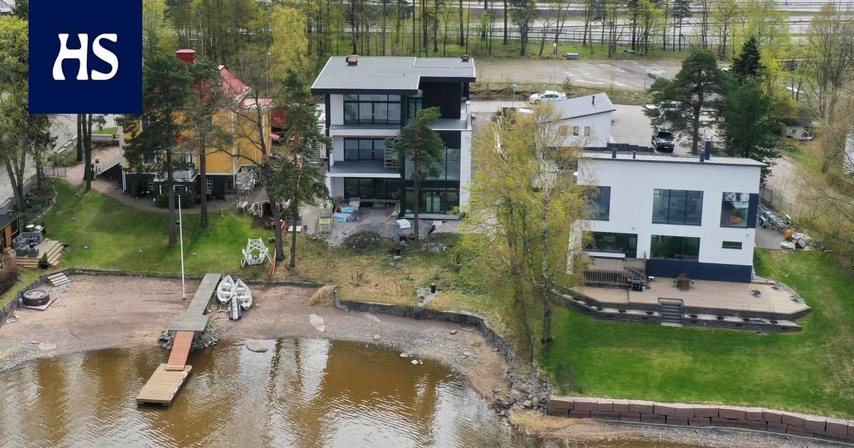 Suomen Kallein Asunto