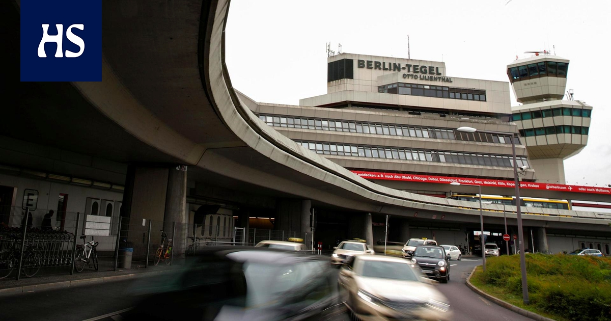 Berliiniläisten enemmistö haluaa säilyttää Tegelin lentokentän – kansanäänestyksen tulos ei ...