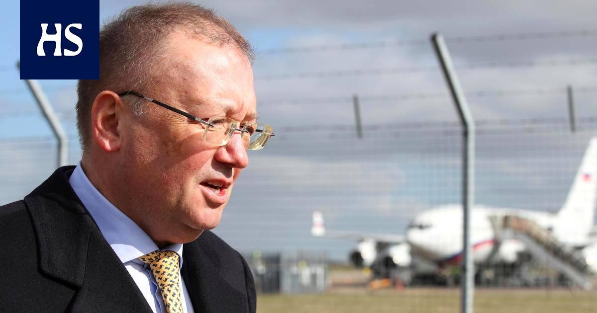 Venäjän suurlähetystö: Venäjä ja Britannia ryhtyvät palauttamaan diplomaattejaan - Ulkomaat | HS.fi