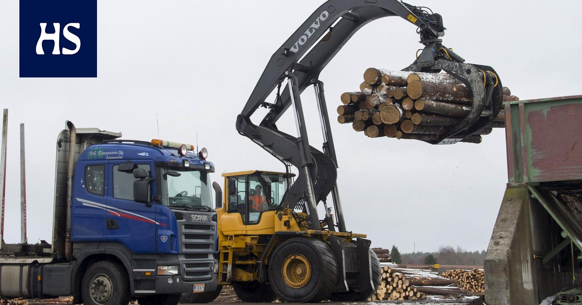 Mekaanisen metsäteollisuuden työriitaan ei löytynyt sopua  lakot...