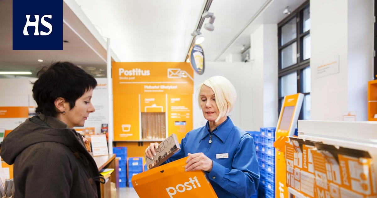 Postipaketin Lähetys Netissä