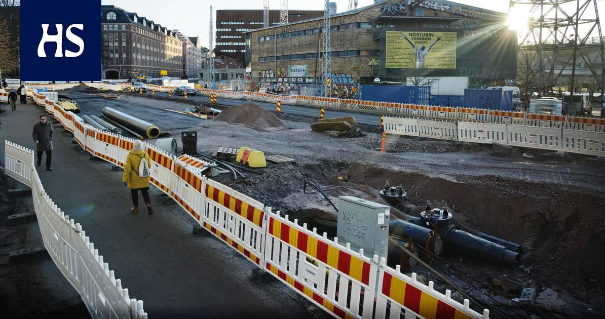 Helsinki Tietyöt