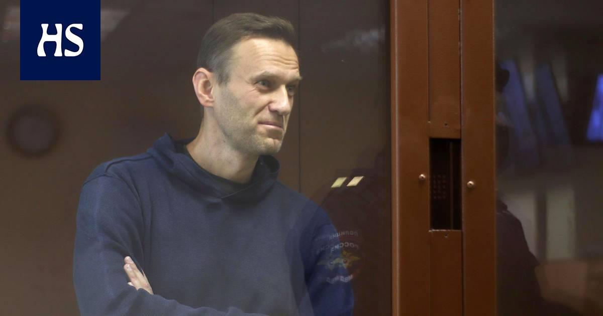 Venäjä   Navalnyi on saamassa uuden tuomion, tällä kertaa sotaveteraanin kunnian loukkaamisesta
