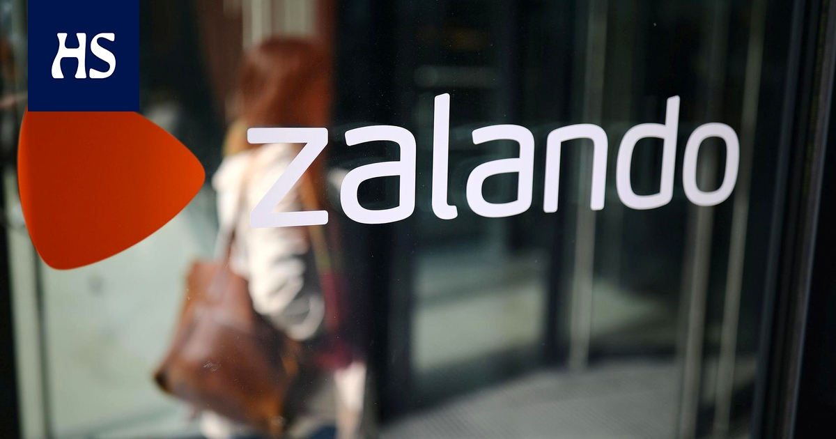 Euroopan suurin muodin verkkokauppa Zalando kertoi myynnin kääntyneen huhtikuussa jälleen kasvuun