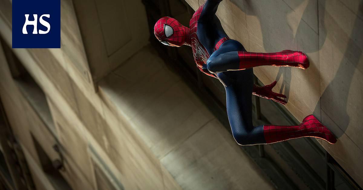 Hämähäkkimies Elokuva